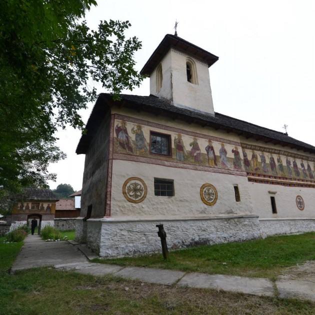"""Biserica """"Buna Vestire"""" - Oteșani"""