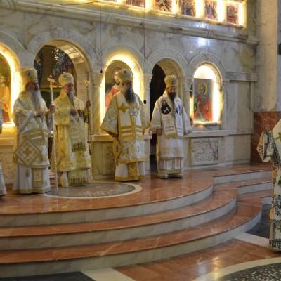 Catedrala Înălțarea Domnului din Slatina