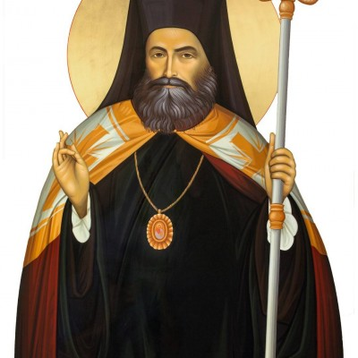 Sfântul Ierarh Calinic de la Cernica, Episcopul Râmnicului