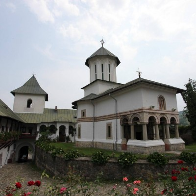 Biserica Mănăstirii Govora