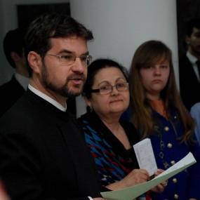 Mihai Eminescu comemorat la Seminarul Teologic