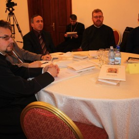 Membrii Adunării Eparhiale
