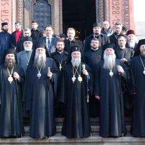Sfintii Trei Ierarhi - Hram Craiova