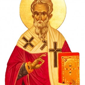 Sfântul Sfințit Mucenic Carp