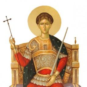 Sfântul Mucenic Dimitrie Izvorâtorul de mir