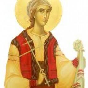 Sfânta Muceniță Filoteea