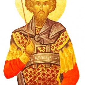 Sfântul Mucenic Mercurie