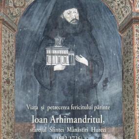 Cuviosul Ioan Arhimandritul (1692-1726)