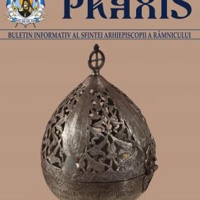 Revista Praxis Nr. 4 - Coperta