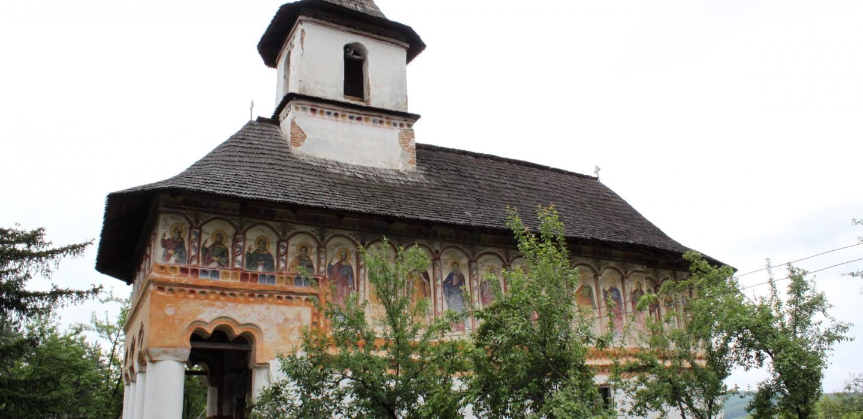 Biserica parohiei Grădiștea