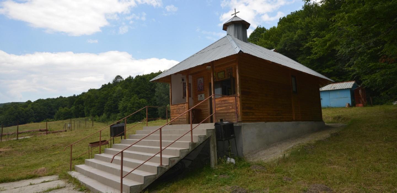Mănăstirea Scundu