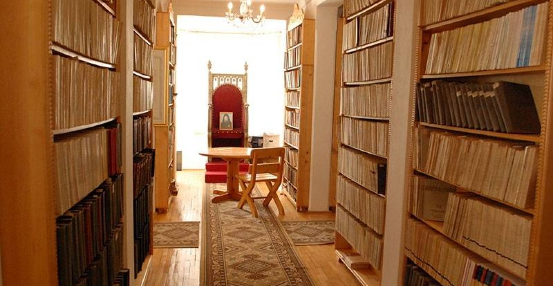 Biblioteca Eparhială