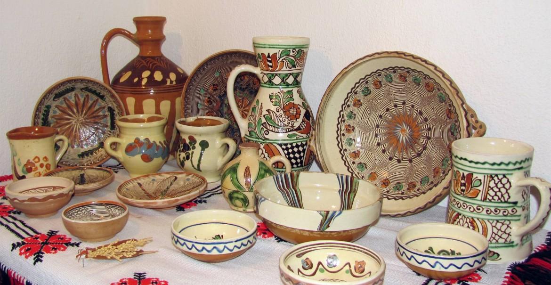Ceramica de Horezu - Vâlcea