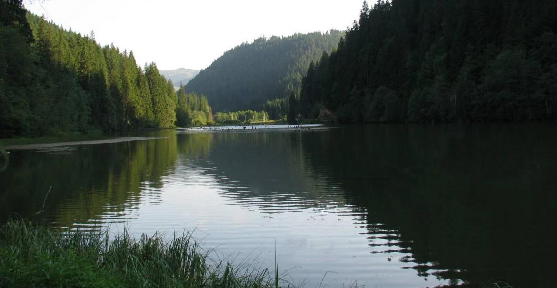 Lacul Mălaia - Vâlcea
