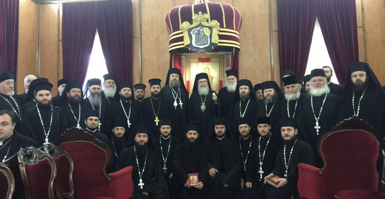 Delegația Patriarhiei Române