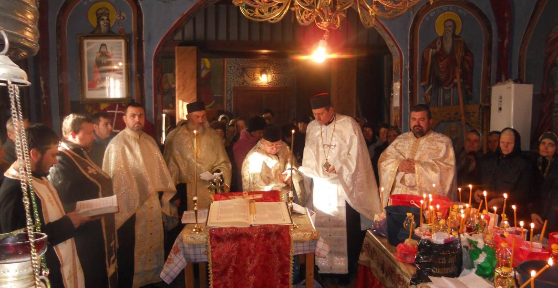 Cerc pastoral la Parohia Dăești