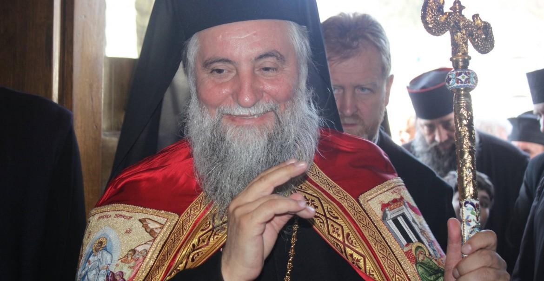 ÎPS Irineu, Mitropolitul Olteniei