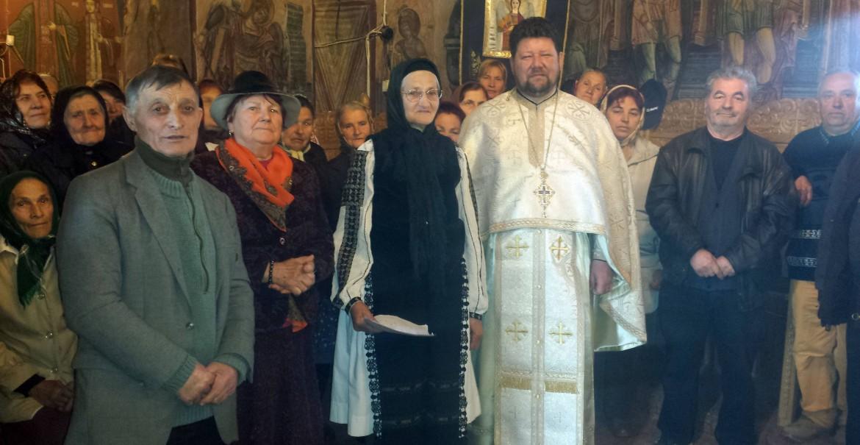 Parohia Ionesti II