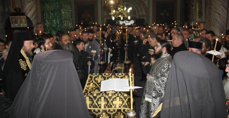 Slujba de înmormântare