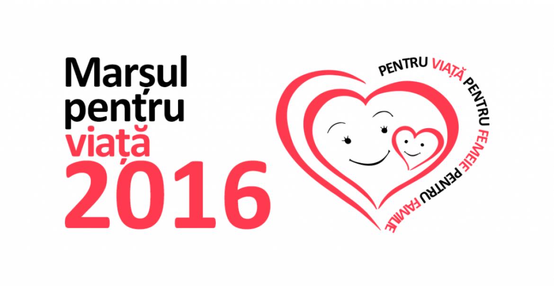 Marșul pentru viață 2016