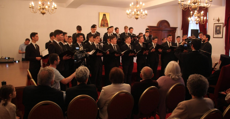 Corul Seminarului din Râmnicu-Vâlcea