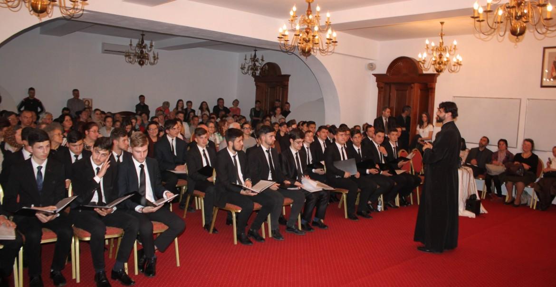 Corul Seminarului Teologic din Râmnicu Vâlcea