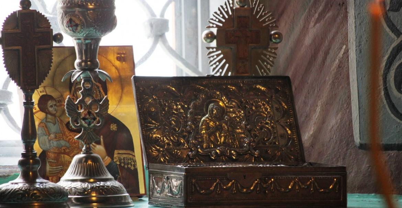 Sfinte moaște de la Frăsinei
