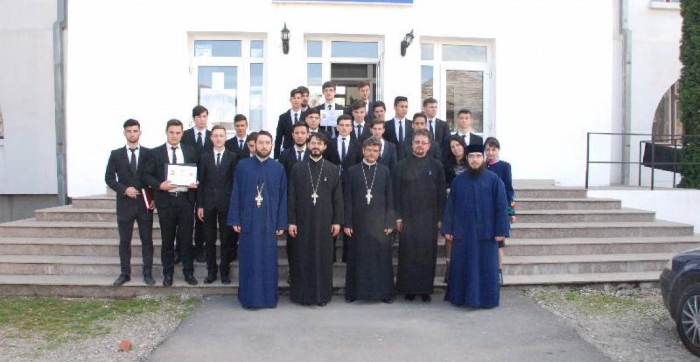 """Concursul de Muzică Bizantină ,,Ioan Zmeu Protopsaltul"""""""