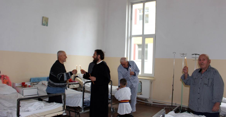 Parohia Spital Horezu
