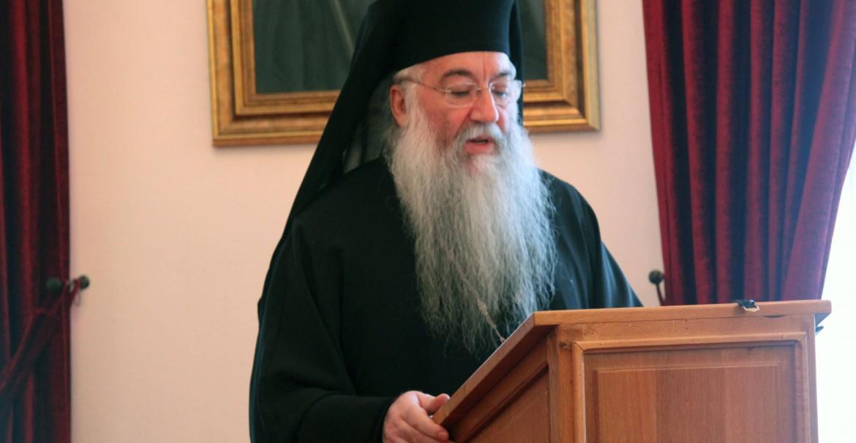 Preasfințitul Părinte Dr. Nicodim