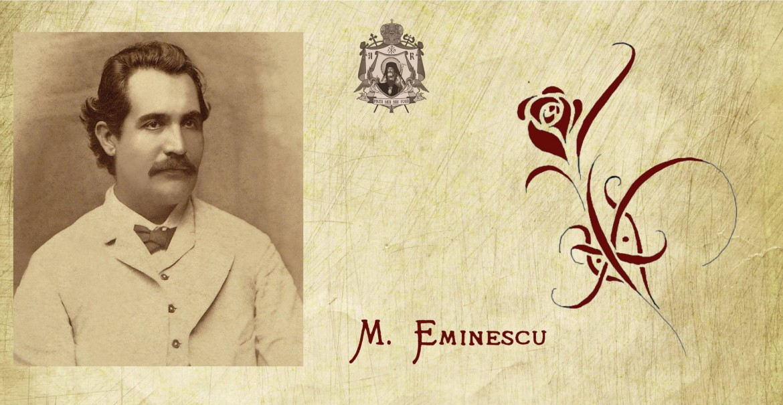 Mihai Eminescu. 15 iunie 2016.