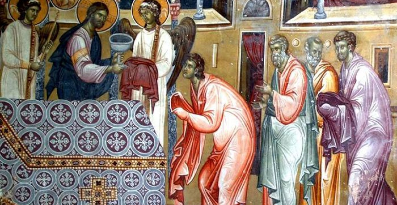 Împărtășirea Apostolilor