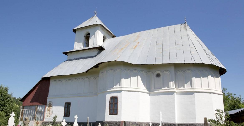 Biserica Toți Sfinții, sat Bălănești, Horezu