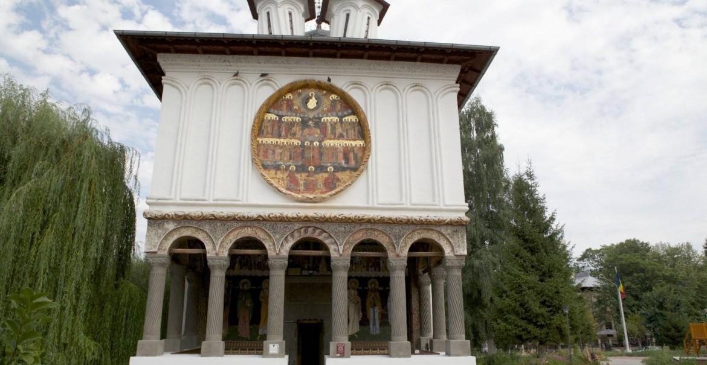 Biserica Tuturor Sfinților, Râmnicu-Vâlcea