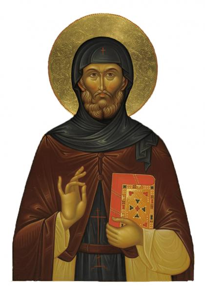 Sfântul Cuvios Grigorie Decapolitul