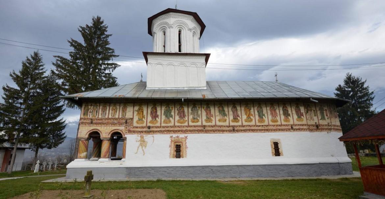 Biserica Sfântul Nicolae din Păușești-Măglași