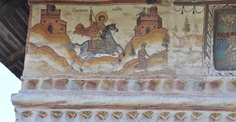 "Biserica ""Sfinții Trei Ierarhi"" - Genuneni"