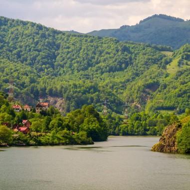 Lacul Vidra - Vâlcea