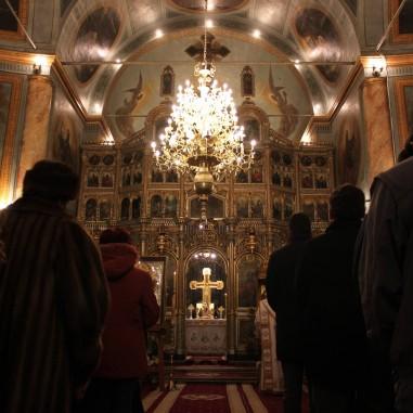 Anul Nou la Catedrala Arhiepiscopală