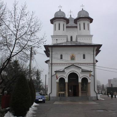 Hramul Parohiei Sfântul Ioan Botezătorul