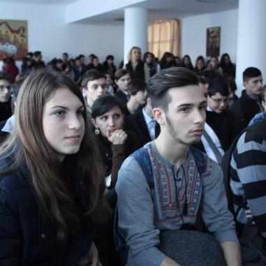 Eveniment cultural la Seminarul Teologic
