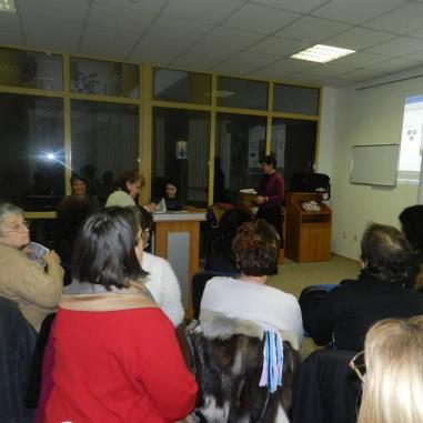 Liga Femeilor Creștin Ortodoxe - Vâlcea