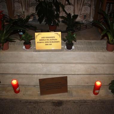 Mormântul lui Mircea cel Mare