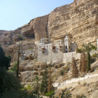 Mănăstirea Sfântul Cuvios Gheorghe din Hozeva