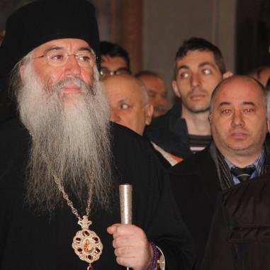 PS Nicodim, Episcopul Severinului și Strehaiei