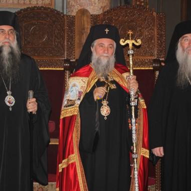 ÎPS Varsanufie, ÎPS Irineu și PS Nicodim
