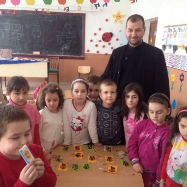 Școala Gimnazială Zătreni