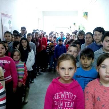 Şcoala Gimnazială din comuna  Păușești-Măglași