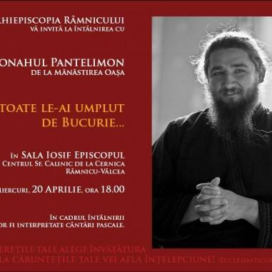 Părintele Pantelimon de la Oașa