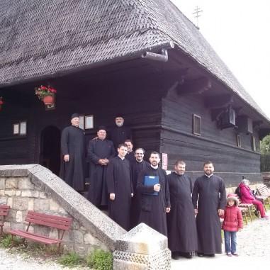 Cerc pastoral la Parohia Băile Olănești